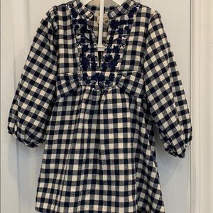 Pink chicken dress/tunic 18-24 mo
